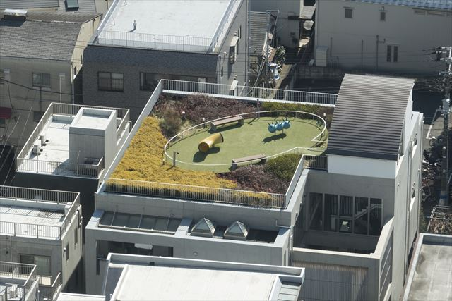 どんなメリットがあるか知っておきたい!屋上緑化を取り入れる利点
