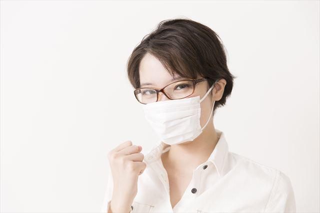 普段使いのメガネでも大丈夫?目に入る花粉を防ぐ方法を知る